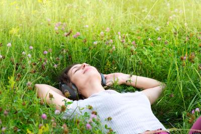 The 20 Minutes of Relaxation Challenge