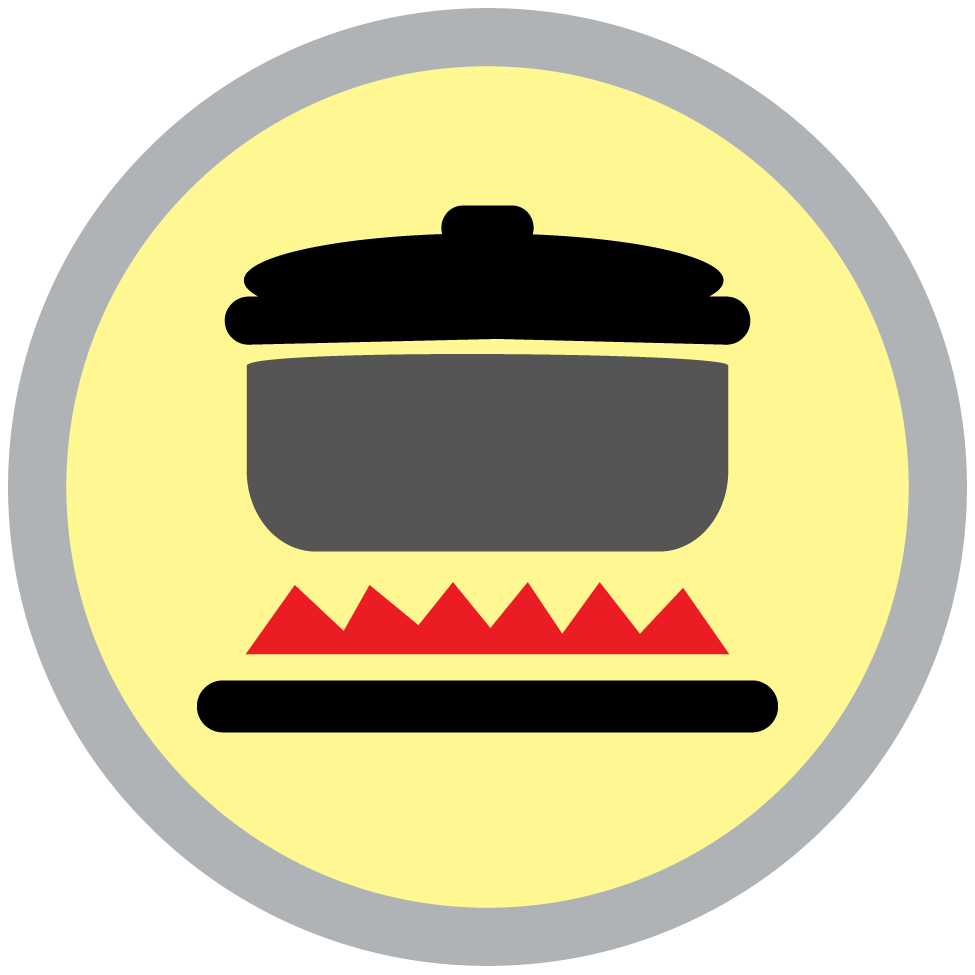 Cooking Basics Badge